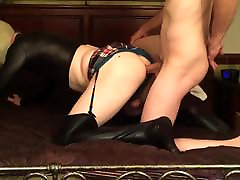 PT 2.5 dressed bareback rabia and arifa daddy creampie