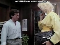 Chanel Price, Peter North in famous classic porn star Peter