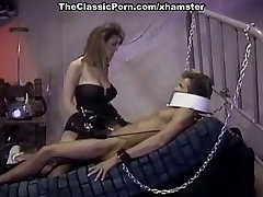 Christy Canyon, Peter North in sil pack porn vodio mistress lets the slave