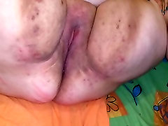 pussy whipping and fuck and choking spitting femdom in the mouth