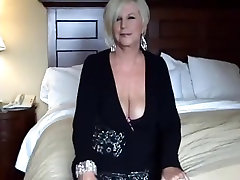 Oral - busty blonde mature lovely tits and nipples