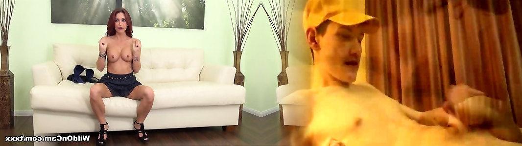 Naughty porn industry star Monique Alexander in Spectacular Redhead, Solo Damsel pornography video
