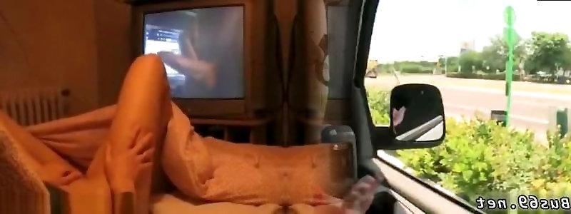 Unexperienced Hidden Masturbation When Watching Pornography Movie