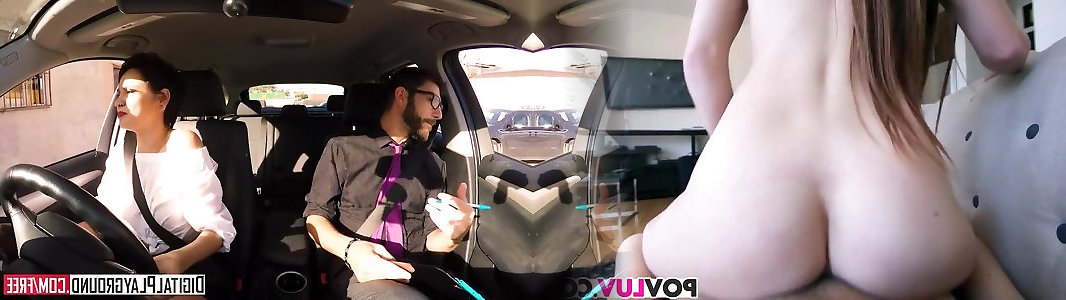 Xxx Pornography video - Taking A Ride starring Cadey Mercury and Lo