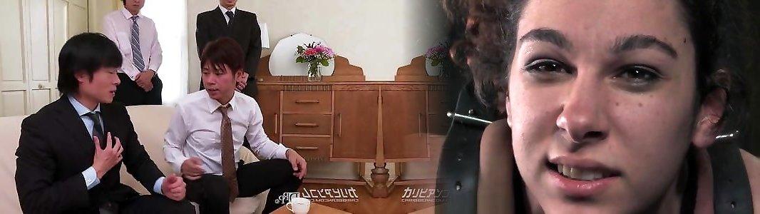 Yui Shimazaki severe fucky-fucky and creampie Japanese 2 - CARIBBEANCOM