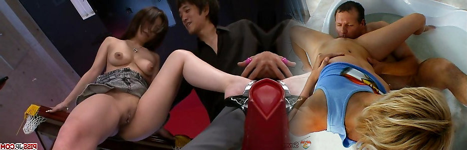 Huge-chested Ayami Gets Help With Some Lovemaking Toys