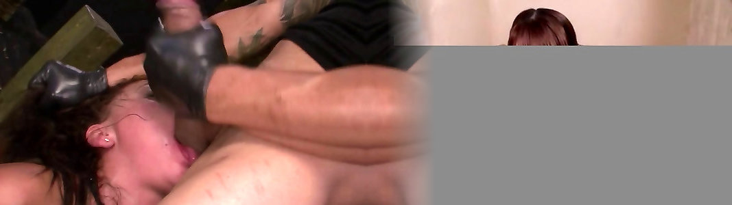 FetishNetwork Esmi Lee gimp dual penetration