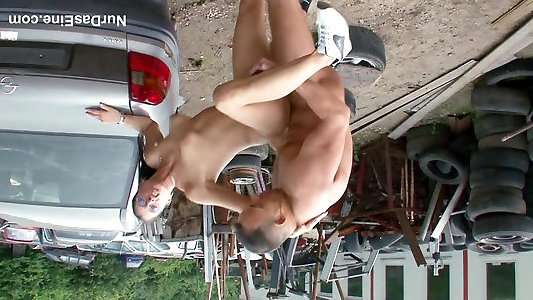 18yr Senior Dude Lure Ugly not mommy to Screw Outdoor