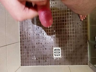 Joy after bathroom
