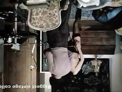 Richard Lemieuvre, Mika Barthel, David Hughes in vintage bang-out clip