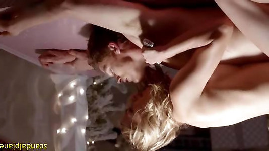 Yvonne Strahovski Naked Figure And Fuck-a-thon Vignette In Dexter