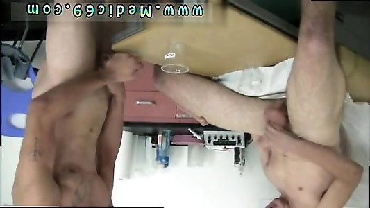 Studs nude for physicals and homo youngster doctor bondage