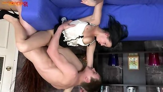 18 Videoz - Evelyn Box - Dressing handsome for assfuck appointment