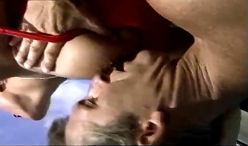 Insatiable bombshell xxx old man