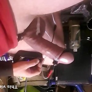 long estim and slow mo cum at end then step by step popshot
