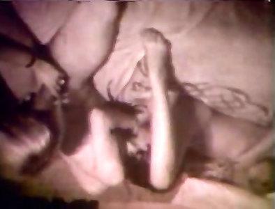 Antique Horny Chicks Share A Boy