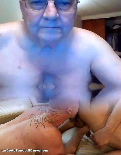 Masturbation Gay, Gay Grandpa Free Gay