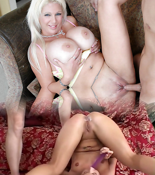 Blonde, Big Butt
