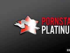 PornstarPlatinum - Nina Elle and Claudia Valentine school girls