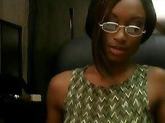 ebony babe