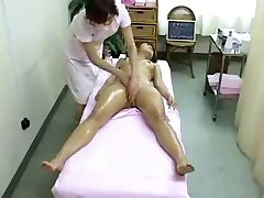 Full Body Massage With Happy Ending