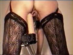 sex machine Amateur, Homemade Fucking Machine