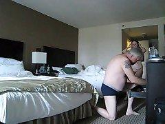 Hidden Cam - Hotel Room
