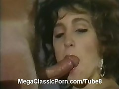 Little Oral Annie dressing room BJ