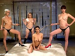 Gia Dimarco arrives to the Armory thinking she is going to shoot Divine Bitches with three of...