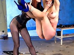 Maitresse Madeline and Tia Ling reunite after three years for another explosive LIVE Whipped Ass...