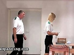 His spankings are sure to leave any ass neon red and sore. His discipline isnt over just yet. He...