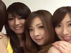 Asian Babes fucked hard