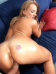 A hottie with a 48 inch ass and a small waist getting laid