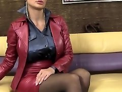 Hot and feisty babes display massive funbags
