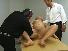 Rough and kinky interrogation