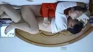 Nettes Teenie-Paar Webcam