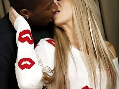 Madelyn Monroe Interracial Black Cock Movies at Blacks On Blondes!