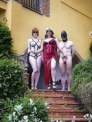Lady Nina's Sex Puppets