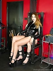 Tantalized In The Stool