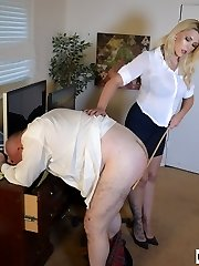Bella Bathory Trains Men Day 3