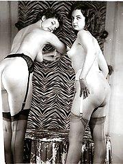 Vintage sexy glamour pics