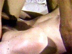 Hot girl fucked by two guys