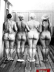Real thirties girls naked