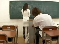 profesora de japonés-por PACKMANS