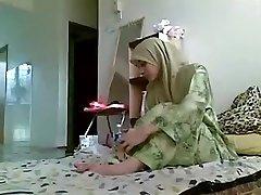 マレーカップル自家製の性テープ