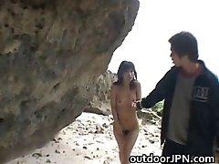 Super kuum Jaapani babes seda imelik sugu