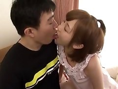 Fabulous Japanese model Mei Kago in Insatiable Small Melons, Doggy Style JAV video