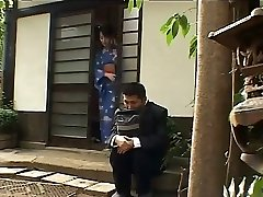 Japanska fru älskar ära hål-av PACKMANS