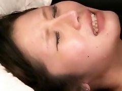 Crazy Japanese doll Akari Minamino, Azusa Ito in Hottest Doggy Style, 69 JAV clip