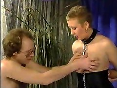 Cheveux Courts Milfy Curvy Esclave Frau